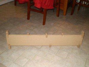 Original rail prototype 1