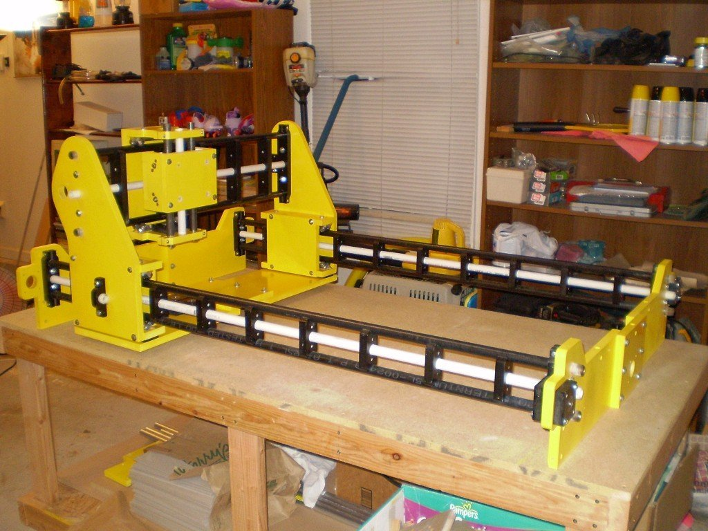 Woodworking diy cnc router plans PDF Free Download