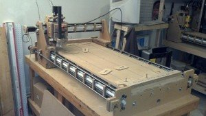 Completed 2x4 BS1 Machine