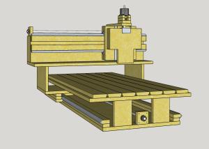 Flying Gantry Design 1